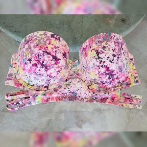 Victoria's Secret Swim - Victoria's Secret Swim Strapless Bikini Top 34D